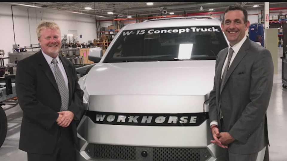 Electric-truck company wants headquarters in Lordstown, senator says