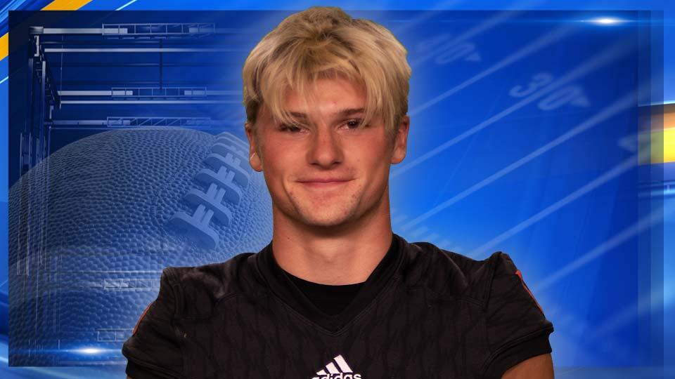 Garrett Walker, Springfield Football
