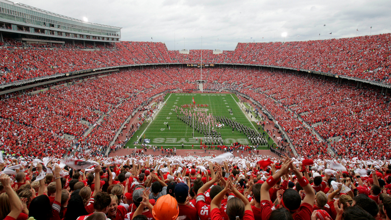 Ohio State University files to trademark the word 'THE ...