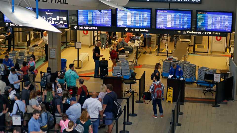 Pittsburgh Airport TSA
