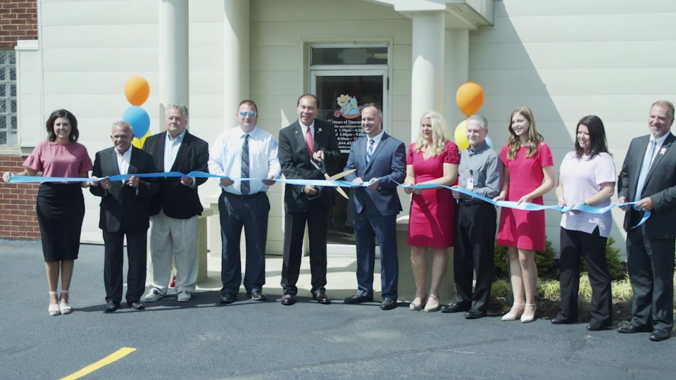 A new drug recovery and counseling center in the Valley celebrated its opening Wednesday.