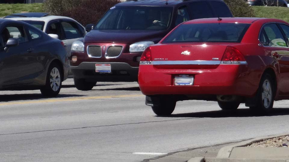 Traffic, cars, vehicles, generic.