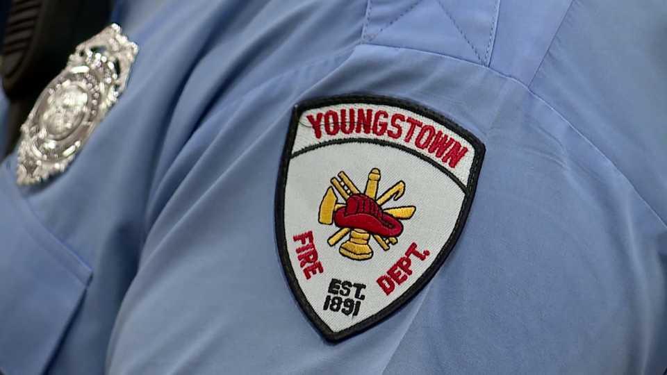 Youngstown Fire Department, firefighter