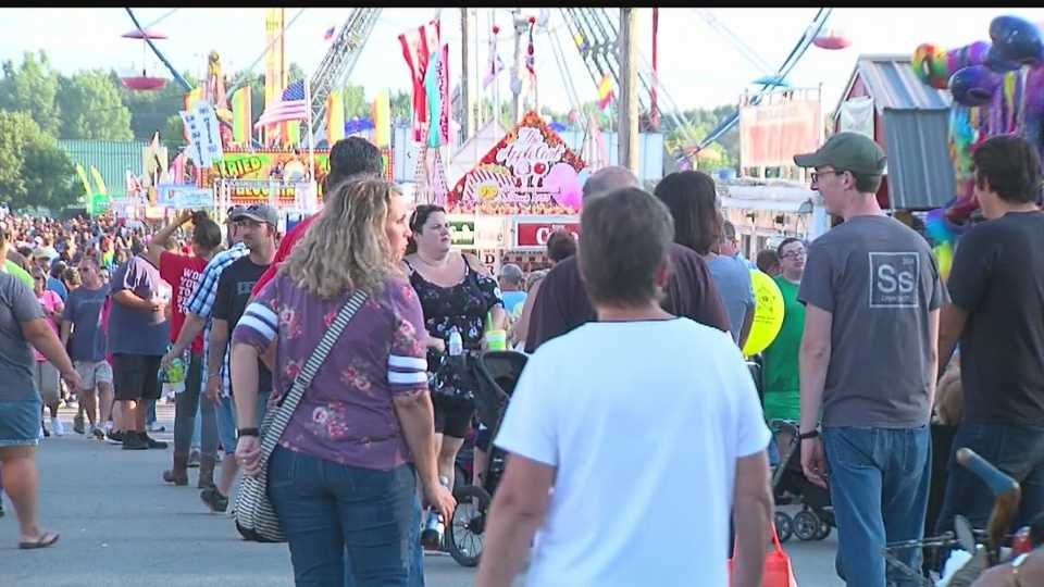 Final day of 2019 Canfield Fair