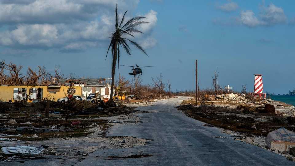 Bahamas, Hurricane Dorian