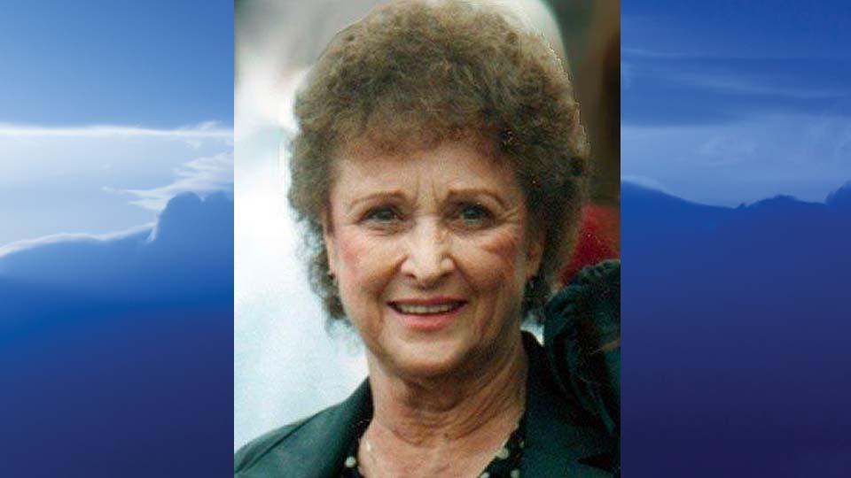 Geraldine Sandor, Austintown, Ohio - obit