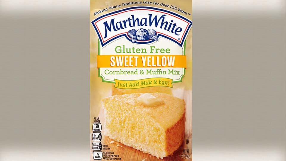 Martha White Muffin Mix recalled