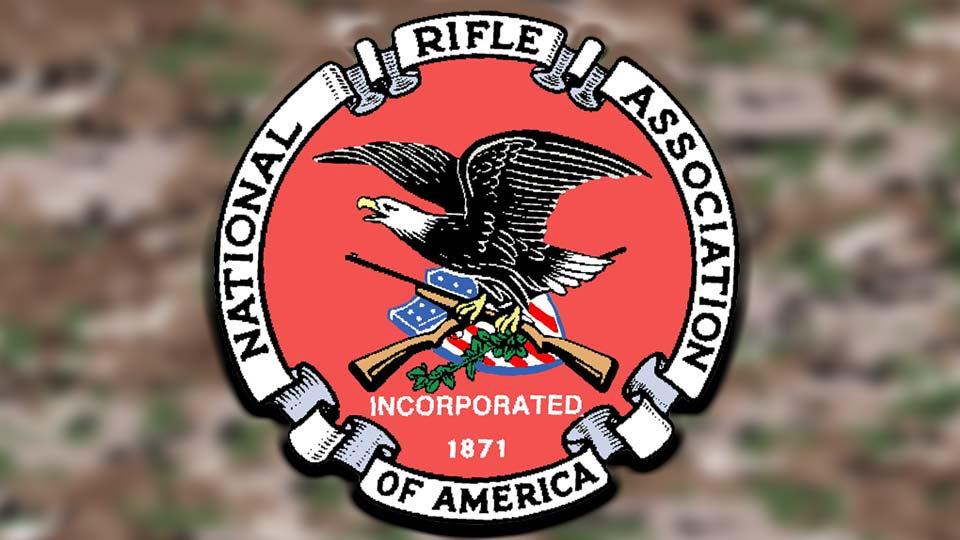 NRA National Rifle Association Logo