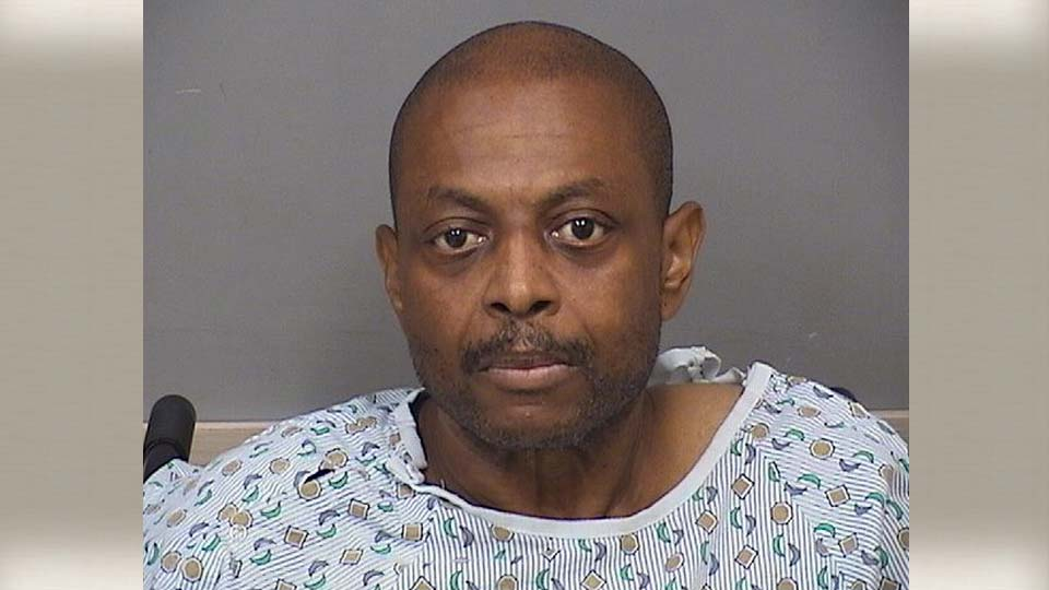 Stephen Wilson was shot by police and is facing charges of felonious assault.