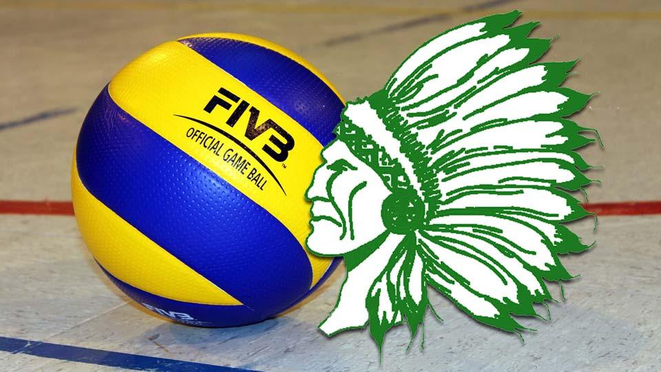 West Branch Warriors volleyball