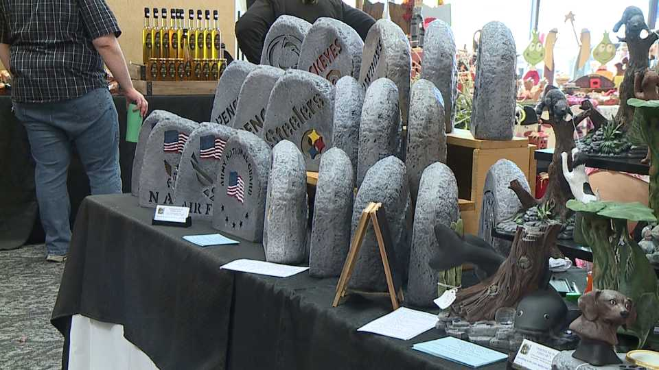 Mahoning County Juvenile Court Community Advisory Board arts and crafts show
