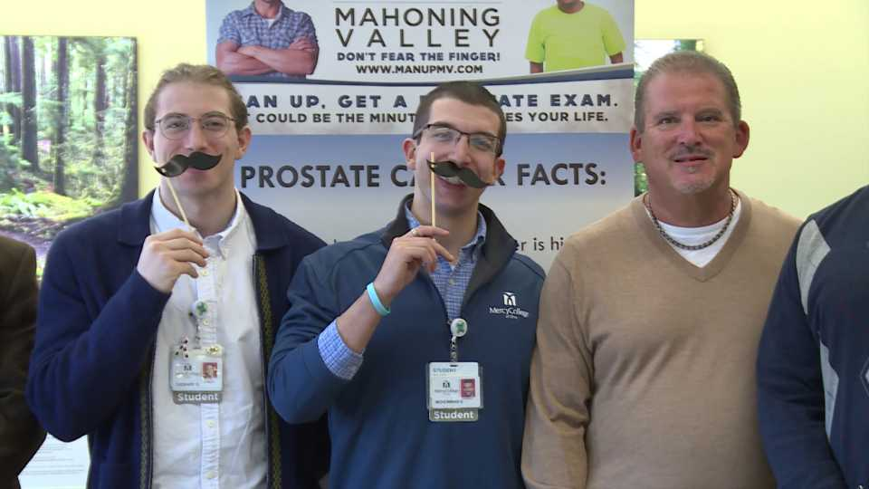 No Shave November event in Austintown