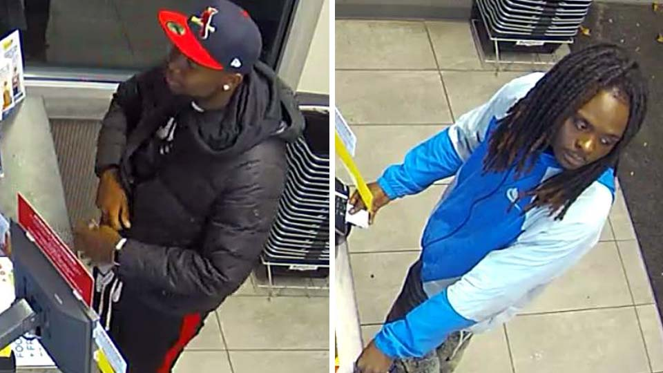 Boardman gift card theft suspects