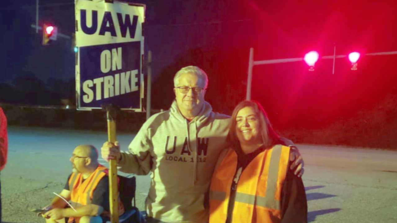 UAW Local 1112 President Tim O'Hara, GM Lordstown