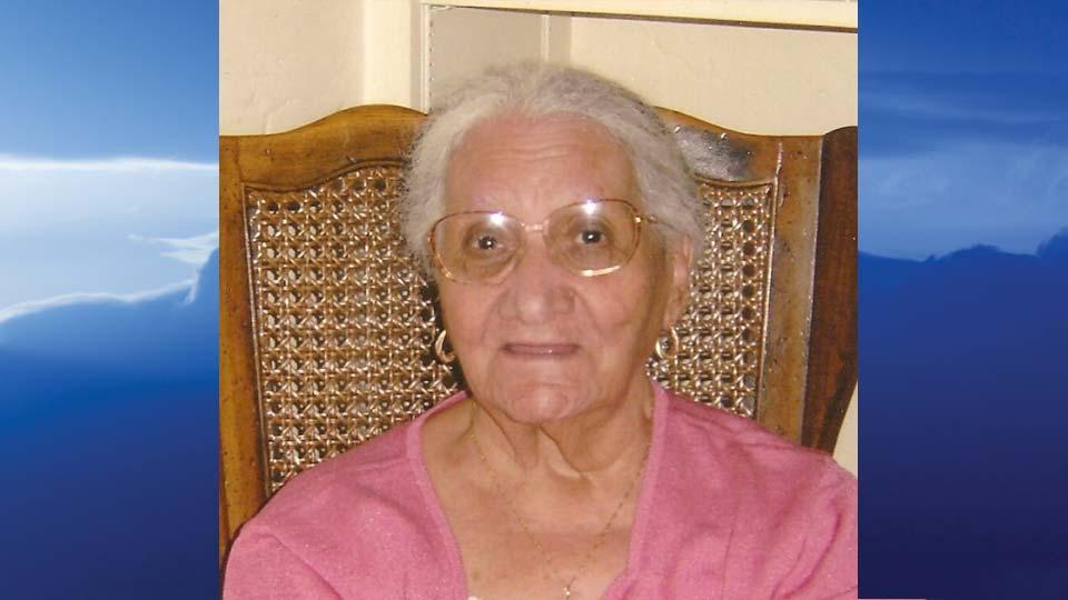Valentina B. Gutierrez-Williams, Youngstown, Ohio-obit