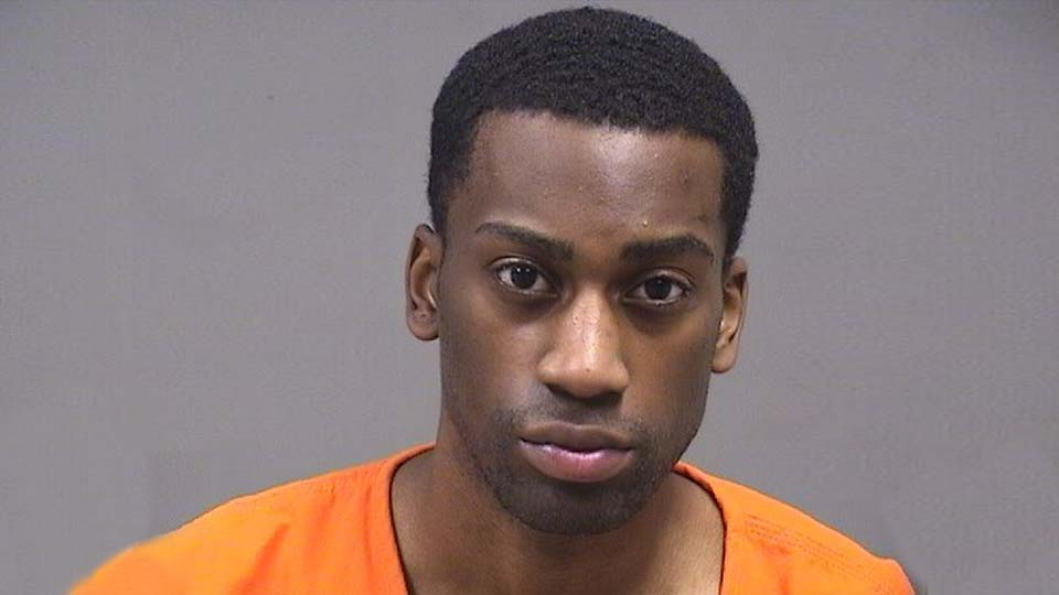 Eric Jones, charged with gross sexual imposition in Boardman