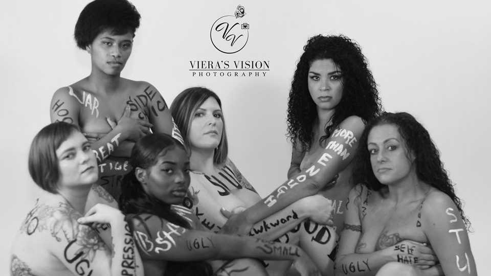 Viera's Vision photo shoot, Youngstown, Ohio
