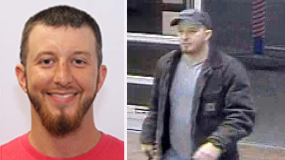 Boardman Walmart Theft Suspect
