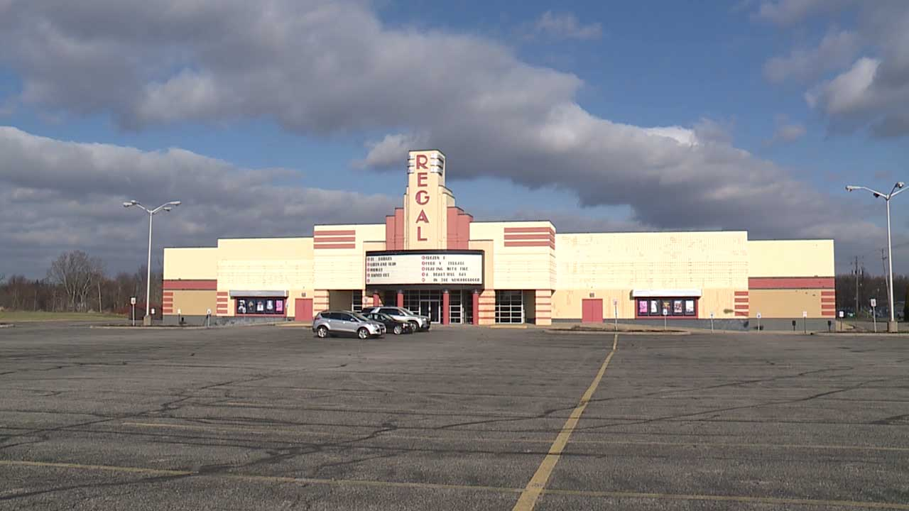 Regal Cinema in Austintown isn't closing, instead, a new company plans to take over operations.
