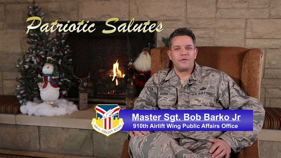 Master Sgt. Bob Barko, Jr. is with the 910th Airlift Wing's Public Affairs Office at the Youngstown Air Reserve Station.