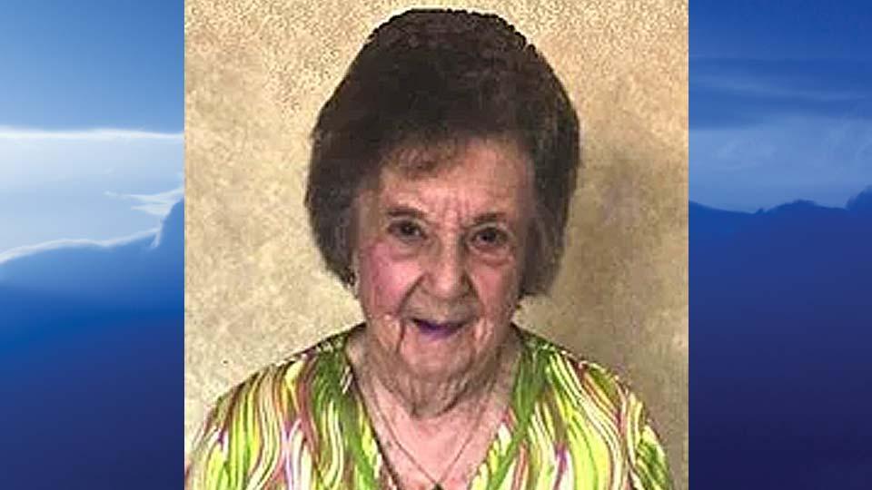 Geraldine L. Crehan, Ellwood City, Pennsylvania-obit