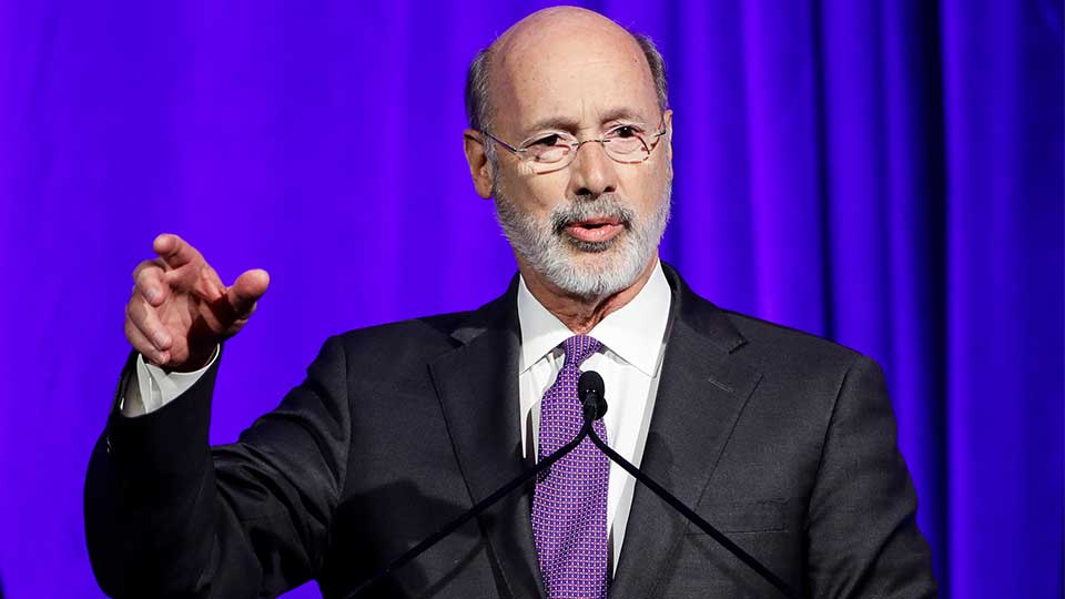 Election 2020 Pennsylvania Tom Wolf