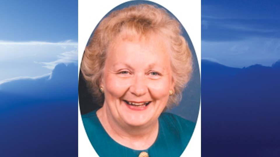 Dorothy Louise Bellish, Canfield, Ohio - obit