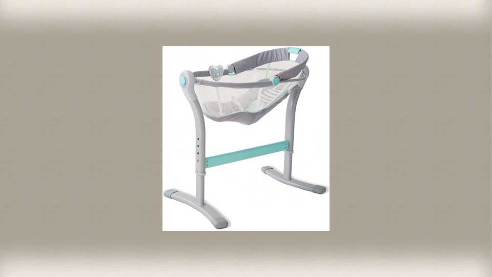 Anther company is recalling its inclined baby sleeper.
