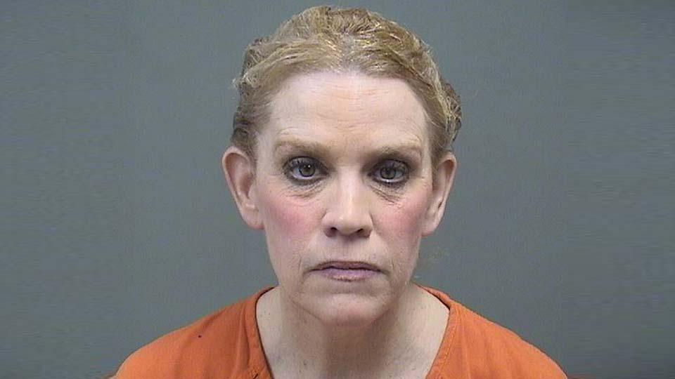 Jeanne Sebastiani, charged with theft in Austintown