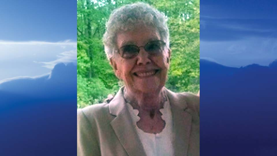 Nellie Louise Metheny, Bazetta Township, Ohio - obit