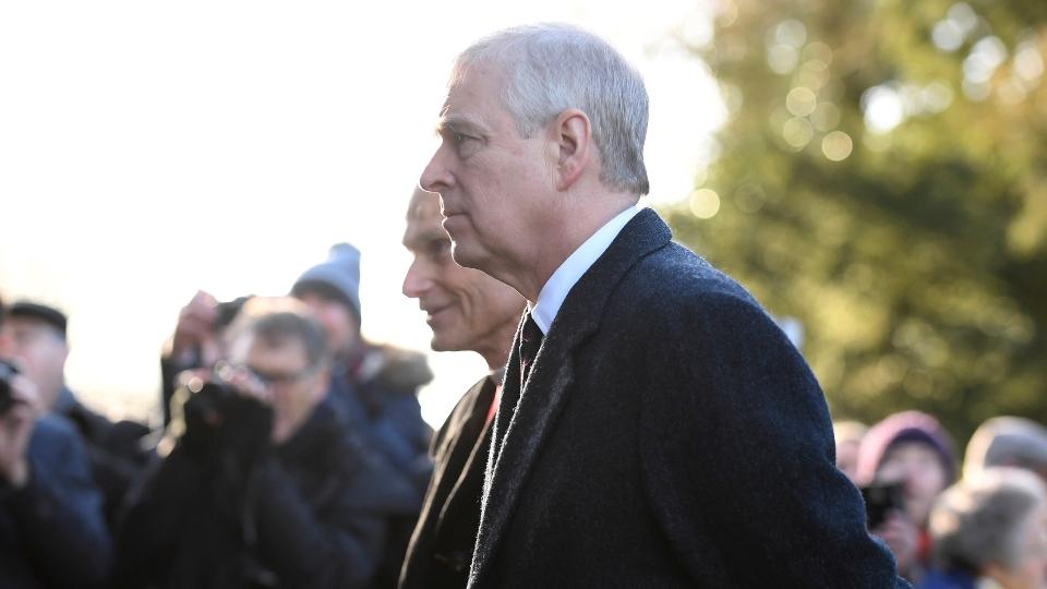 Prince Andrew called uncooperative in Jeffrey Epstein probe