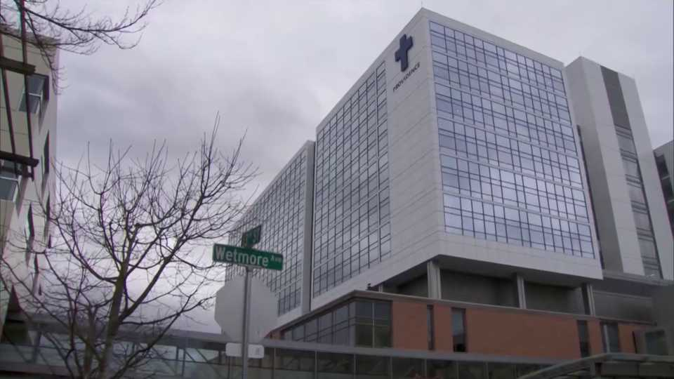 Providence Regional Medical Center in Washington state watches out for coronavirus