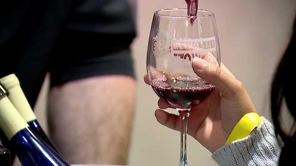 Winter Wine Affair at Stambaugh Auditorium
