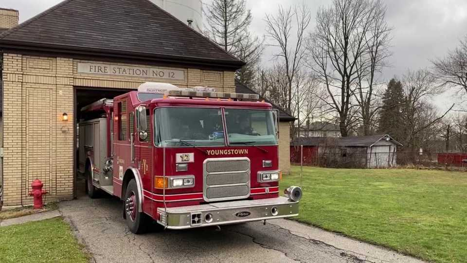 Youngstown Fire Station 12 temporarily closed