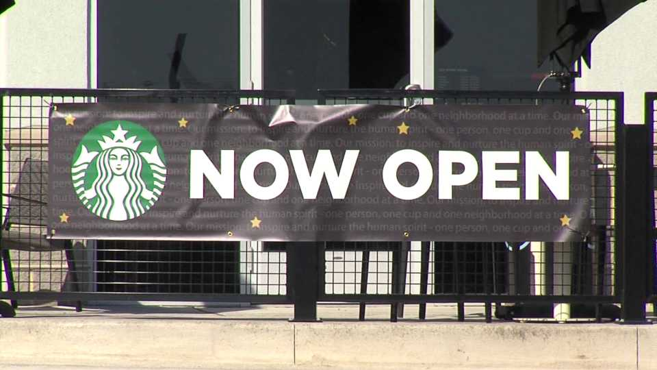 Boardman Starbucks new location