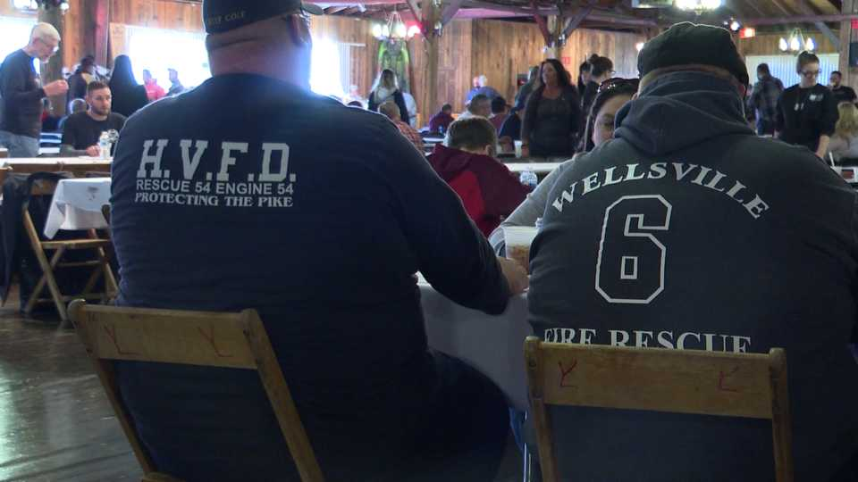 Brookfield Fallen Firefighters Foundation Wild Game dinner