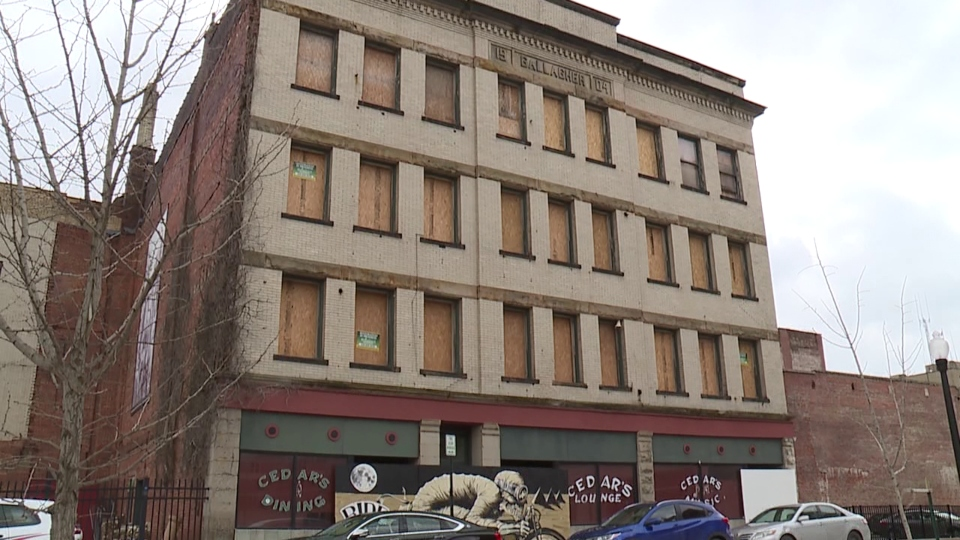 Gallagher Building, Youngstown