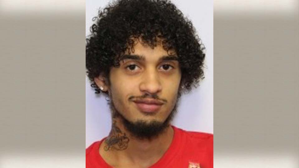 Malik R. Pullie, escaped in Columbiana County