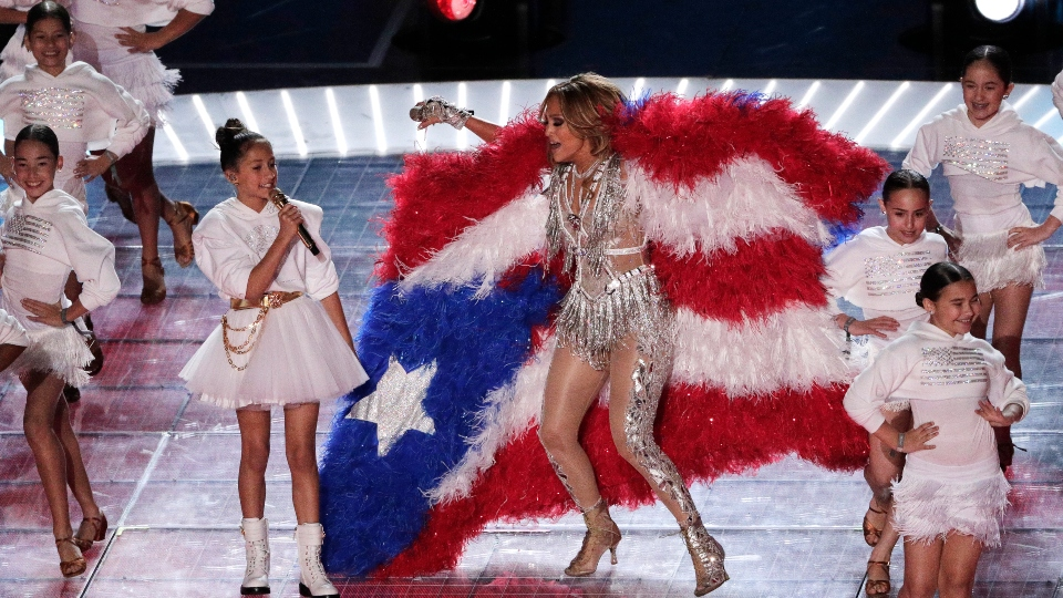 Puerto Ricans thrilled by flag sighting in Super Bowl