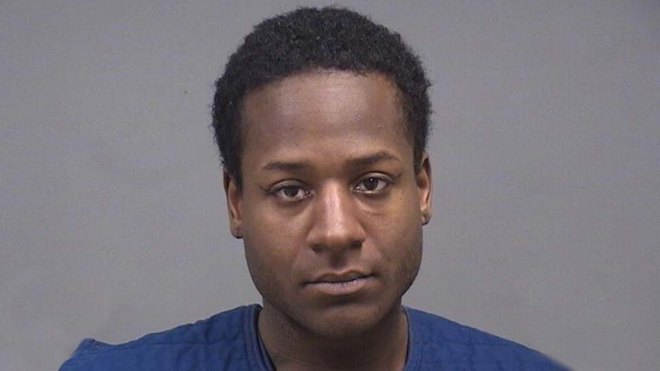Rondall Carr, charged with robbery in Youngstown.