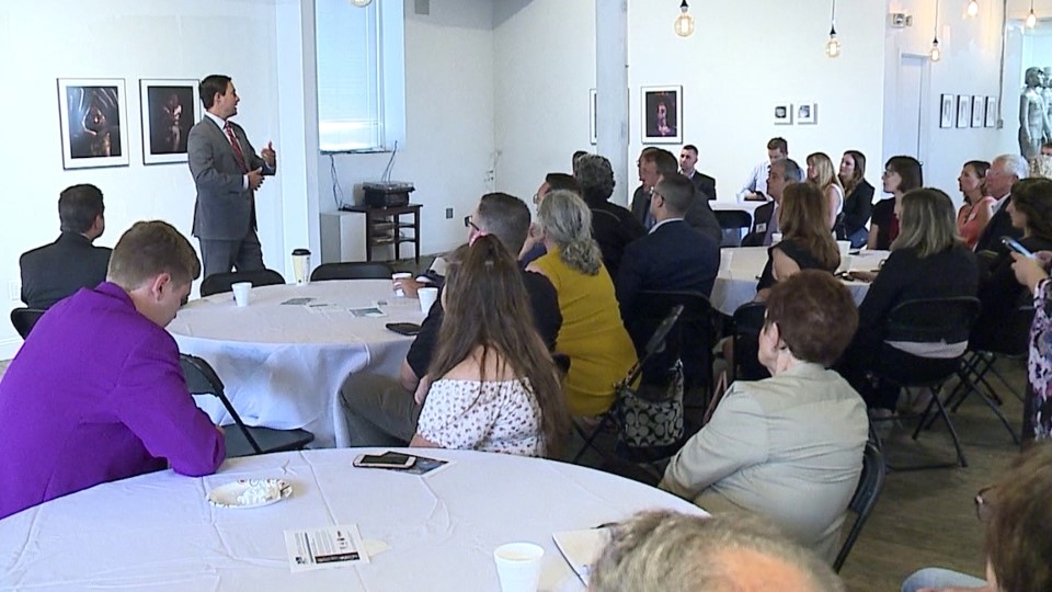 Youngstown-Warren Regional Chamber event