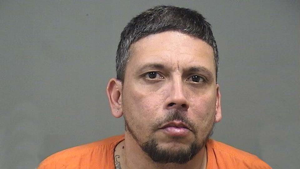 William Navarro arrested during two search warrants in Youngstown.