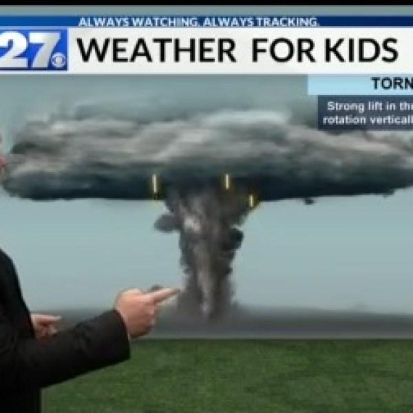 Do you know how fast a tornado spins around?