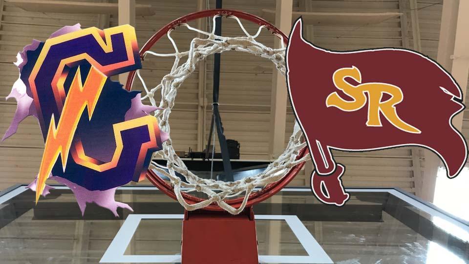 Champion Flashes vs South Range Raiders, basketball