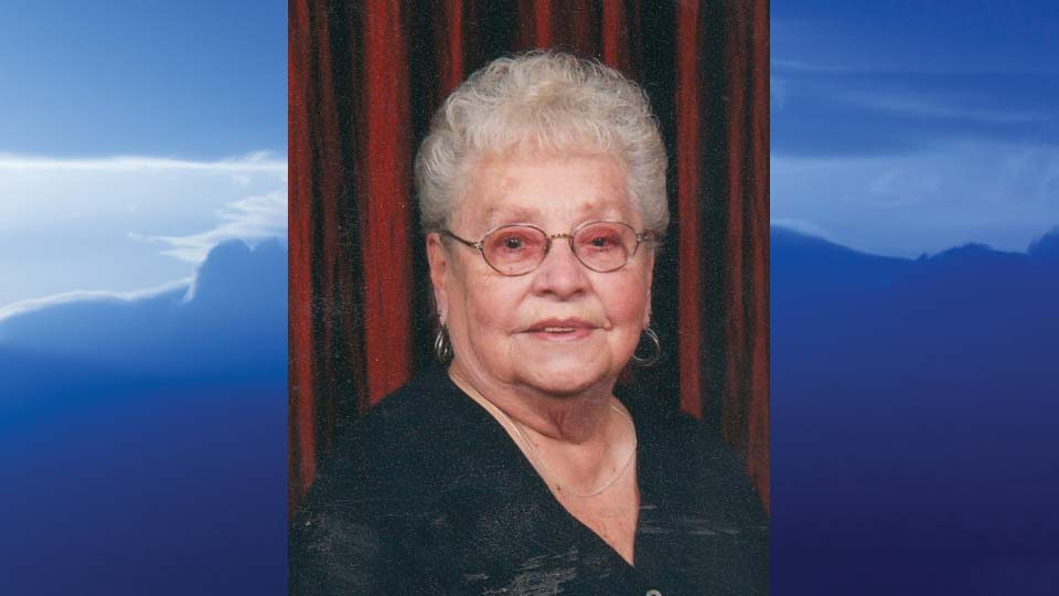 Eleanor Jean Bates, Lisbon, Ohio - obit