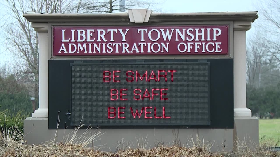 Liberty Township Administration Office