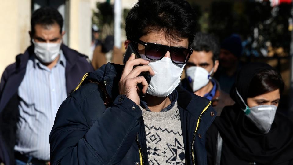 In Iran, false belief a poison fights virus kills hundreds.