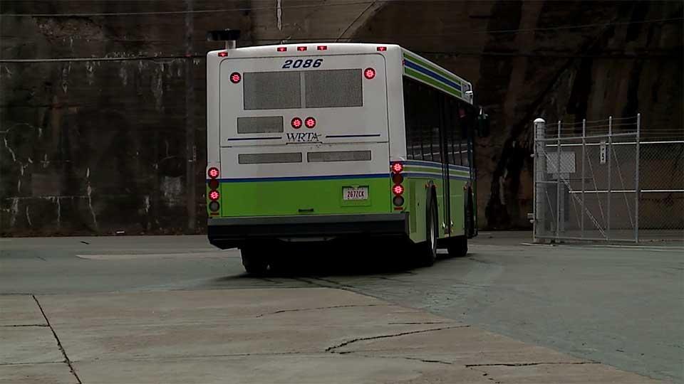 WRTA bus