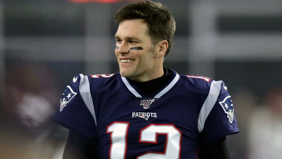 Tom Brady comments on his decision to leave New England
