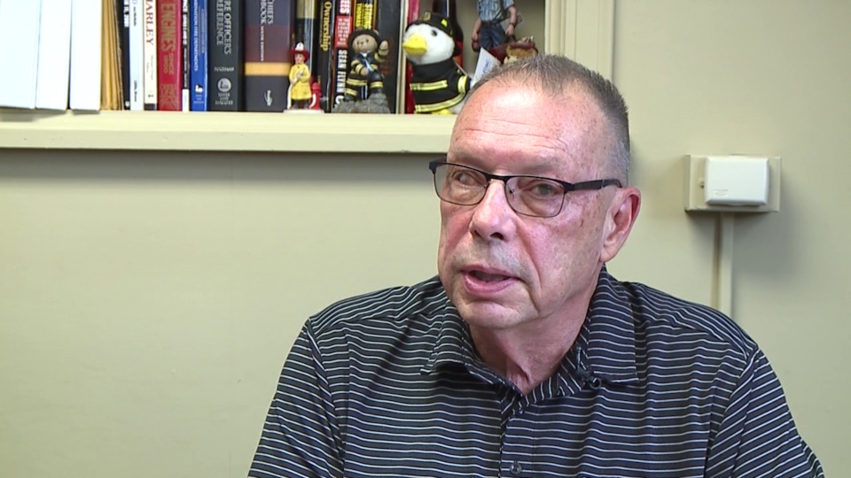 Ernie Cook, Trumbull County 911 director